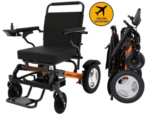 D10 Electric Wheelchair