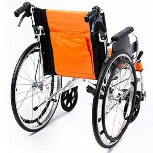 general-36 aluminium wheelchair