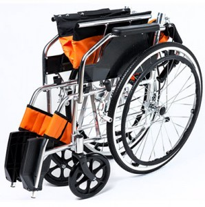 general-44 aluminium wheelchair